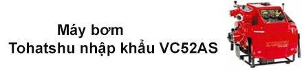 Máy bơm Tohatsu nhập khẩu VC52AS post image