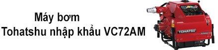Máy bơm Tohatsu nhập khẩu VC72AM-R thumbnail