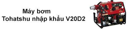 Máy bơm Tohatsu nhập khẩu V20D2 post image