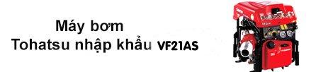 Bơm Tohatsu nhập khẩu VF21AS thumbnail