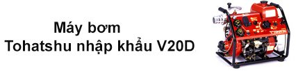 Bơm Tohatsu nhập khẩu V20D post image