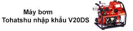 Máy bơm Tohatsu nhập khẩu V20DS thumbnail