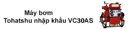 Máy bơm Tohatsu Nhật cũ VC30AS post image